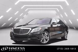 Mercedes-Benz S-Class S 550 Keyless Go, Parktronic, Blind Spot Assist, Distronic Plus, Lane Keep Assist 2017