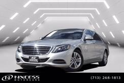 2017_Mercedes-Benz_S-Class_S 550 Keyless Go, Parktronic, Multi Contour Seats, Ventilated Seats - Front, Variable Heated Seats, Panorama_ Houston TX