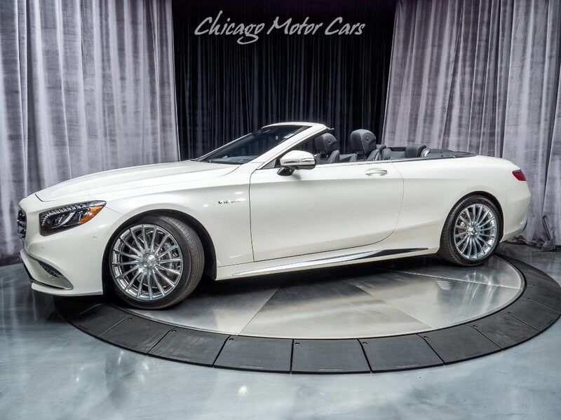 2017_Mercedes-Benz_S65_AMG Convertible $251,070+ MSRP_ Chicago IL