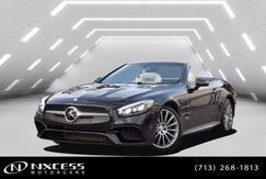 2017_Mercedes-Benz_SL_SL 450 Designo Sport Package Low Miles Warranty._ Houston TX