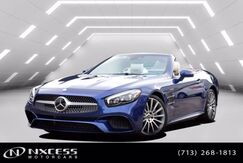 2017_Mercedes-Benz_SL_SL 450 Sport Package Factory Warranty._ Houston TX