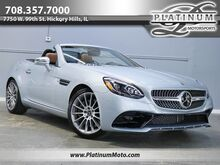 2017_Mercedes-Benz_SLC 300_AMG Sport Pkg Nav Glass Roof Loaded_ Hickory Hills IL