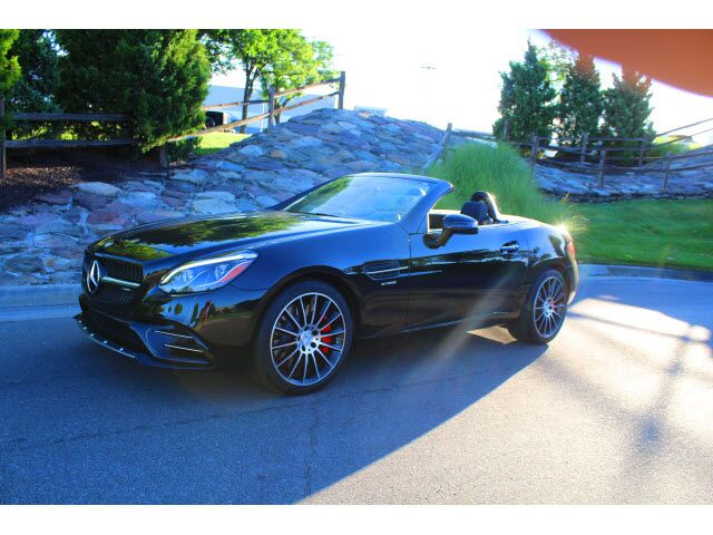 2017 Mercedes-Benz SLC 43 AMG® Roadster Kansas City KS