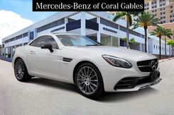2017_Mercedes-Benz_SLC_AMG® 43 Roadster_ Miami FL