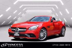 Mercedes-Benz SLC SLC 300 Sport Like New Factory Warranty! 2017