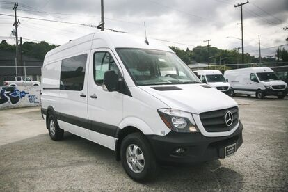 2017_Mercedes-Benz_Sprinter 2500 Crew Van__ Seattle WA