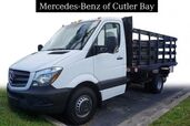 2017 Mercedes-Benz Sprinter Chassis Cab