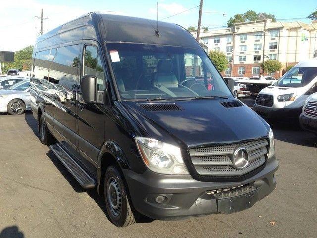 2017 Mercedes-Benz Sprinter Passenger Van 3500 w/ rearCam Avenel NJ