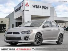 2017_Mitsubishi_Lancer_SE Limited-2.0L-Manual-Heated Seats/Mirrors-Rear Cam_ Edmonton AB