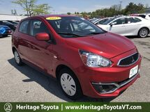2017 Mitsubishi Mirage ES South Burlington VT