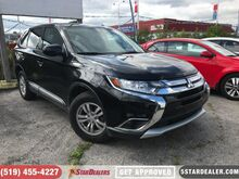 2017_Mitsubishi_Outlander_ES   AWD   1 OWNER   AWD_ London ON