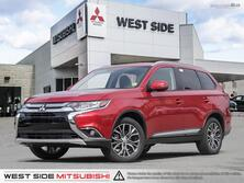 Mitsubishi Outlander SE-Touring Package-SiriusXM-Blind Spot Info 2017