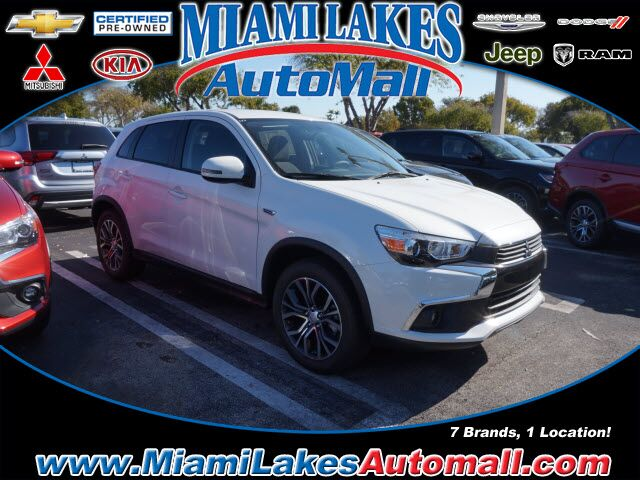 2017 mitsubishi outlander sport 2 4 se miami lakes fl 17467245. Black Bedroom Furniture Sets. Home Design Ideas