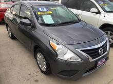 2017_NISSAN_VERSA_4 DOOR SEDAN_ Austin TX