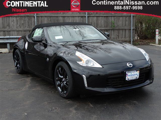 2017 Nissan 370Z Base Chicago IL ...