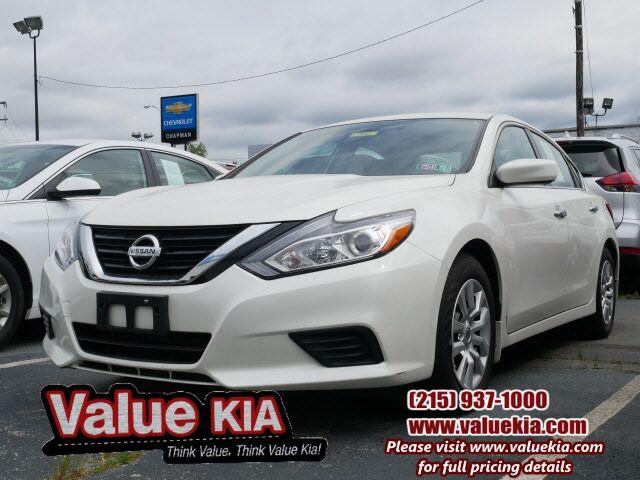 2017 Nissan Altima 2.5 S Philadelphia  PA