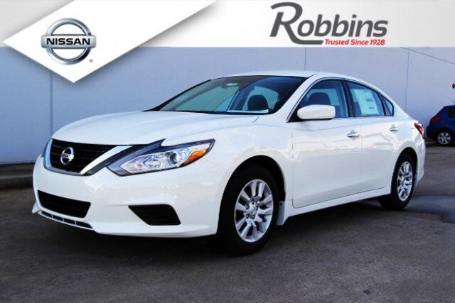 2017 Nissan Altima 2 5 S W Power Driver S Seat Package
