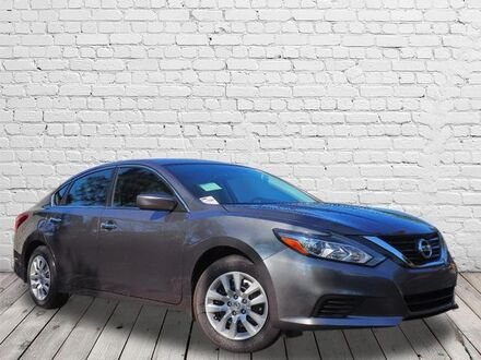 2017_Nissan_Altima_2.5 S_ Southern Pines NC