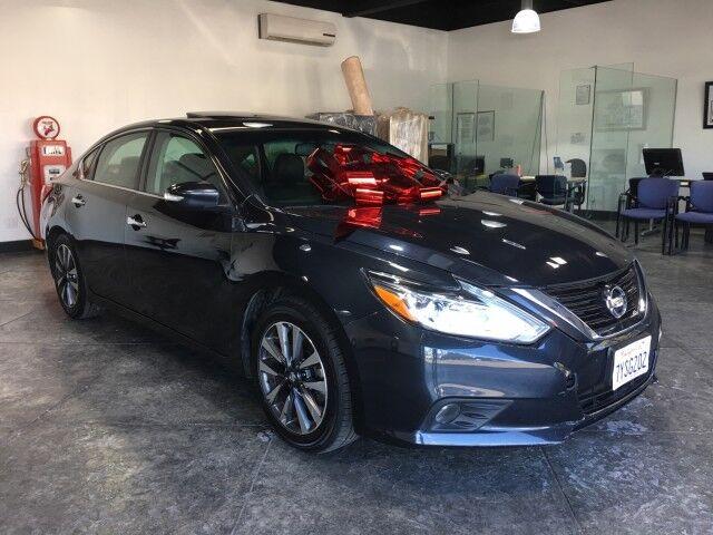 2017_Nissan_Altima_2.5 SL_ San Jose CA