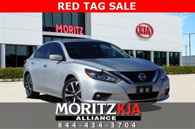 2017 Nissan Altima 2.5 SR Fort Worth TX