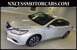 Nissan Altima 2.5 SV AUTO ALLOY WHEELS BACK-UP CAM 1-OWNER. 2017