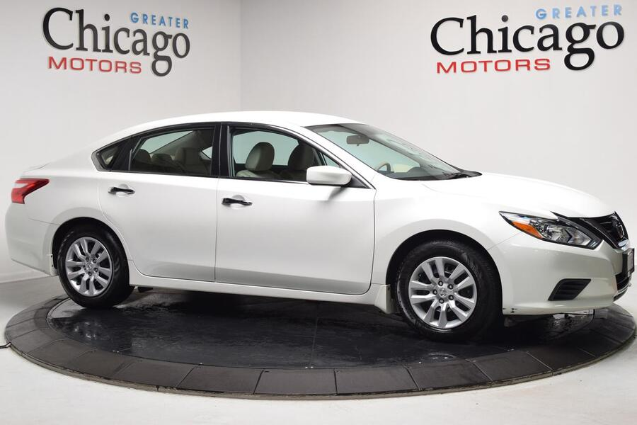 2017_Nissan_Altima_2.5 SV_ Chicago IL