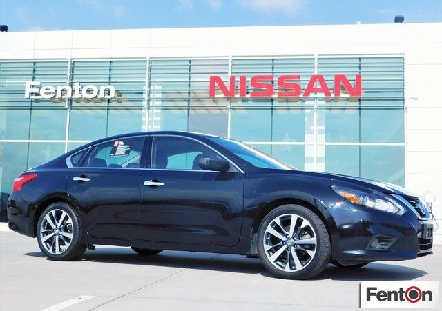 2017 Nissan Altima 3 5 Sr Certified Pre Owned Ardmore Ok