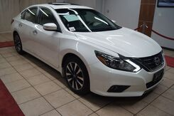 2017_Nissan_Altima_SL WITH LEATHER, ROOF,NAVIGATION AND TECH PACKAGE_ Charlotte NC