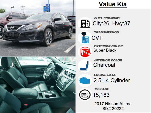 2017 Nissan Altima SR Philadelphia PA