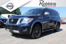 2017_Nissan_Armada_Platinum w/Captain's Chairs_ Houston TX