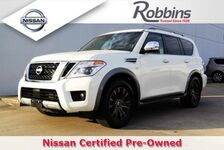 2017_Nissan_Armada_Platinum_ Houston TX