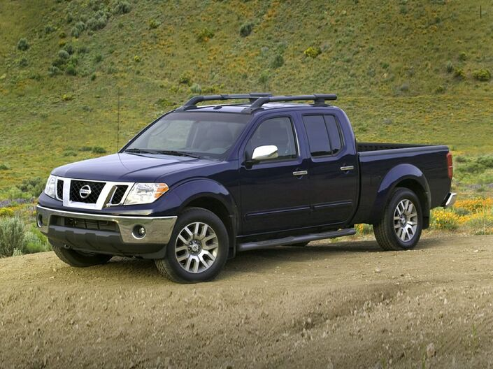 2017 Nissan Frontier PRO Lima OH