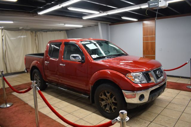 2017 Nissan Frontier SL Crew Cab 5AT 4WD Charlotte NC