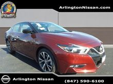 2017_Nissan_Maxima_S_ Arlington Heights IL