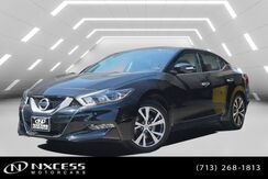 2017_Nissan_Maxima_SL 20K Miles Navigation Leather Backup Camera_ Houston TX