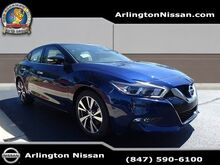 2017_Nissan_Maxima_SL_ Arlington Heights IL