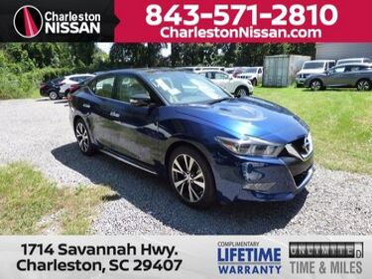 2017_Nissan_Maxima_SL_ Charleston SC