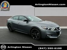 2017_Nissan_Maxima_SR_ Arlington Heights IL