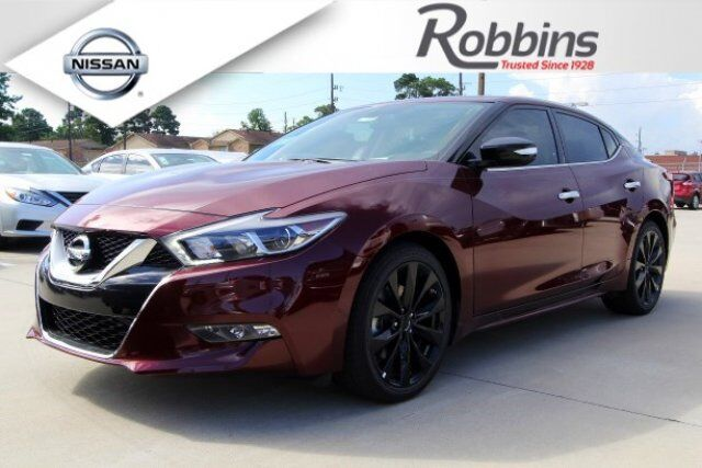 2017 nissan maxima sr midnight edition humble tx 19438133. Black Bedroom Furniture Sets. Home Design Ideas
