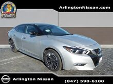 2017_Nissan_Maxima_SV_ Arlington Heights IL