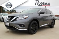 2017_Nissan_Murano_Platinum w/Technology Package_ Houston TX
