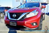 2017 Nissan Murano SV / AWD / Power Seats / Navigation / Auto Start / Back Up Camera / Bluetooth / 1-Owner
