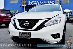 2017_Nissan_Murano_SV / AWD / Power Seats / Navigation / Auto Start / Back Up Camera / Bluetooth / 1-Owner_ Anchorage AK