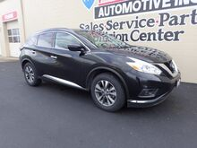 2017_Nissan_Murano_SV_ Middletown OH