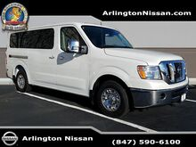 2017_Nissan_NV Passenger_SL_ Arlington Heights IL