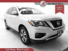 2017_Nissan_PATHFINDER_SL_ Salt Lake City UT