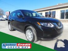 2017_Nissan_Rogue_4d SUV FWD S_ Green Bay WI