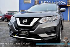 2017_Nissan_Rogue_S / AWD / Automatic / Bluetooth / Back-Up Camera / Block Heater / Cruise Control / 32 MPG_ Anchorage AK