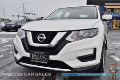 2017_Nissan_Rogue_S / AWD / Automatic / Bluetooth / Back-Up Camera / Cruise Control / 32 MPG_ Anchorage AK