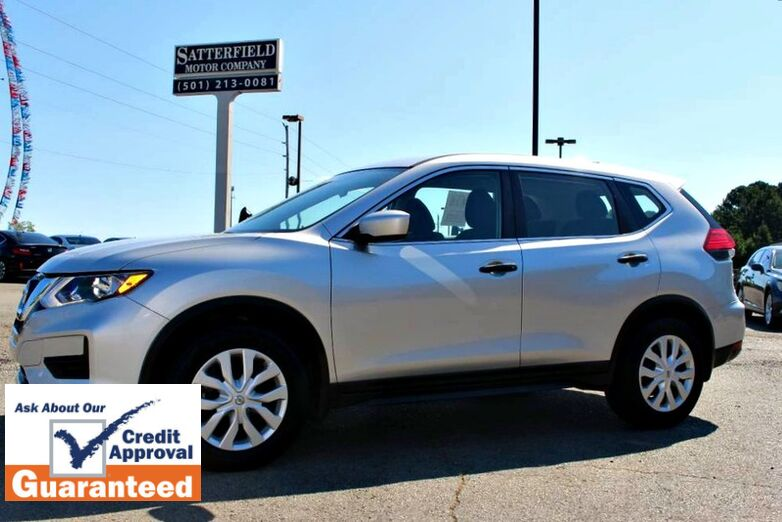 2017 Nissan Rogue S Bryant AR